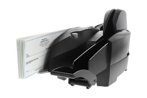 Excella™ - Cheque Scanner & MICR Reader  Double Sided, Auto Feed  Fast (45+ DPM)