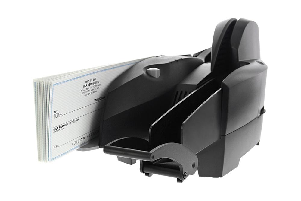 Magtek Excella Cheque Scanner Amp Micr Reader Double