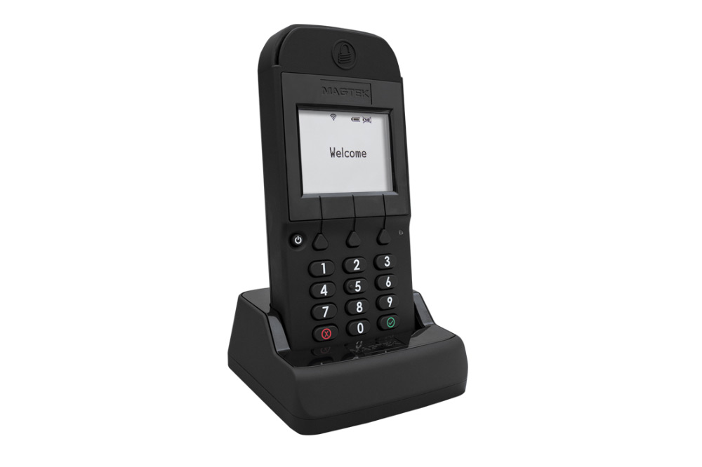 DynaPro Go Retail Banking PED -  The PIN pad meets ADA compliance and is backlit for better viewing in low-light.